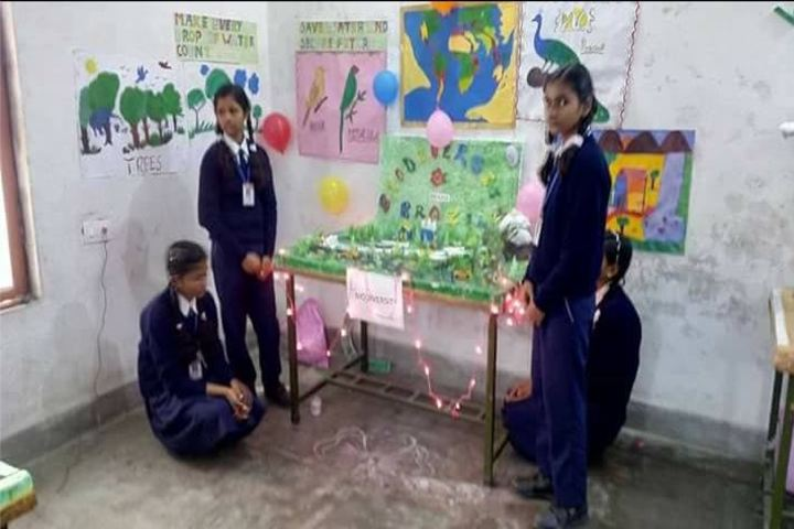 A B S International School-Green Day