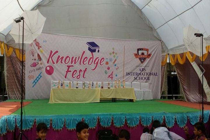 A B S International School-Knowledge Fest