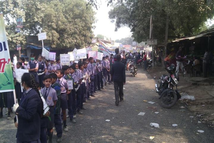 A B S International School-School Rally