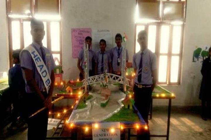 A B S International School-Science Exhibition
