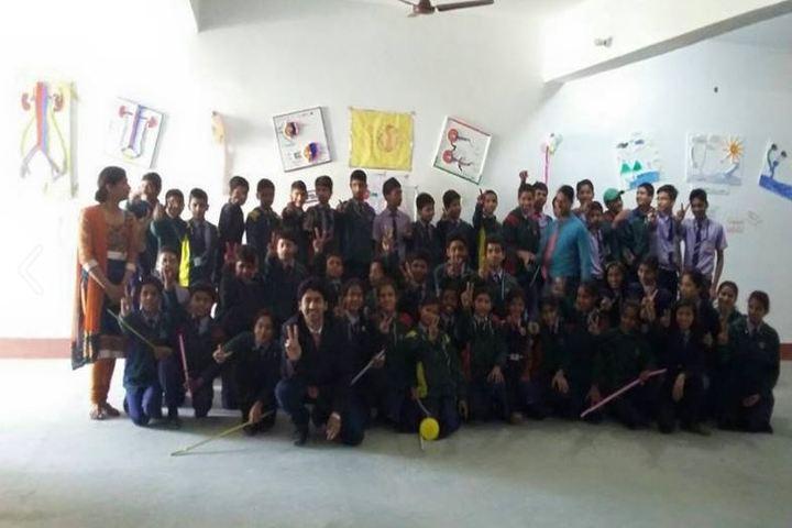 A B S International School-Students