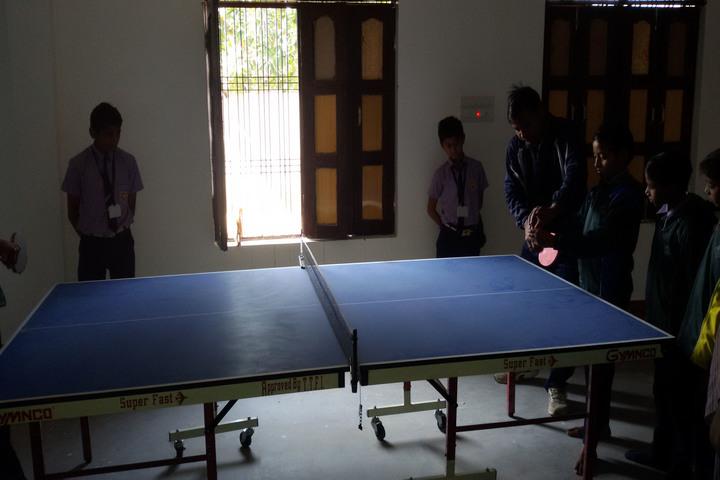 A B S International School-Table Tennis Court
