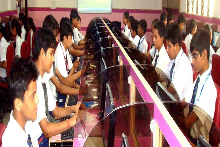 S A International Public School-Computer Lab