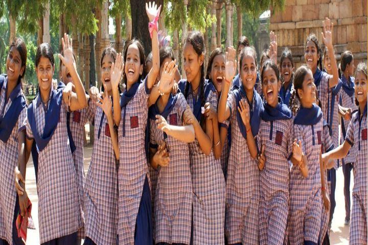 S A International Public School-Students