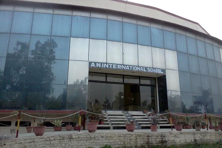 A N International School-Campus-View