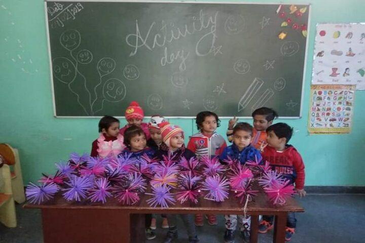 A P Public School-Activity
