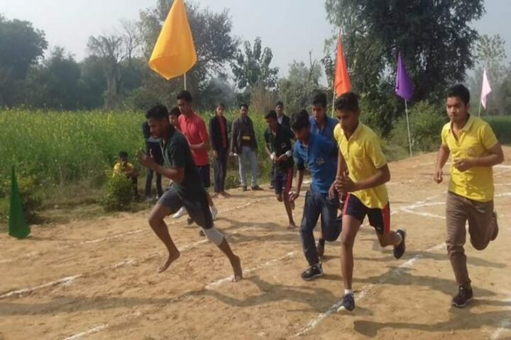A P Public School-Sports