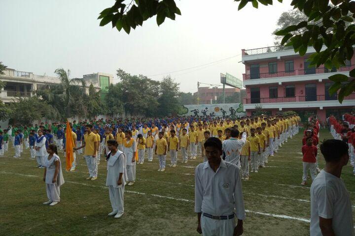 A P S Academy-Assembly