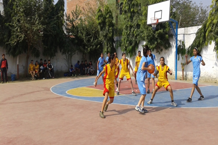 A P S Academy-Basket ball