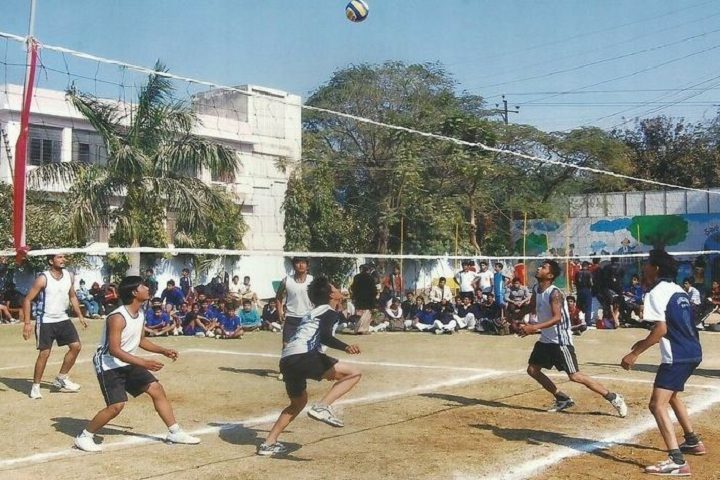A P S Academy-Volley ball