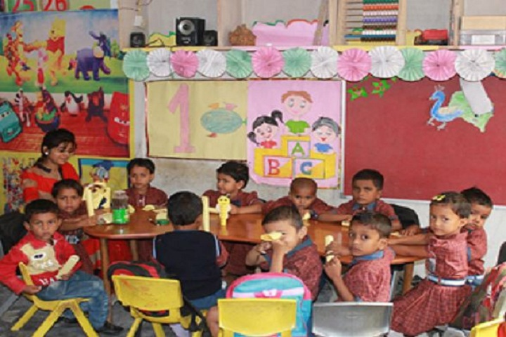 A D Academy-primary classroom