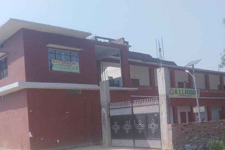 A J J Academy-Campus Entrances