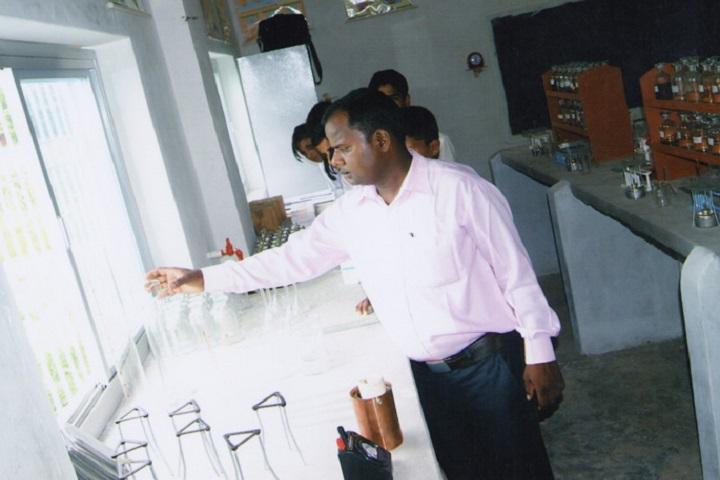 A J J Academy-Chemistry Lab