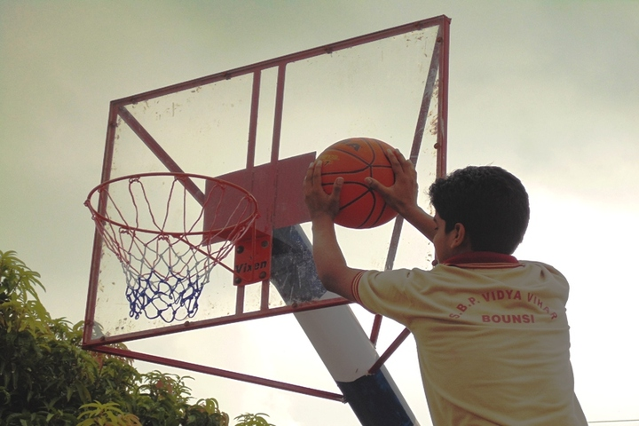 S B P Vidya Vihar-Basket Ball Court
