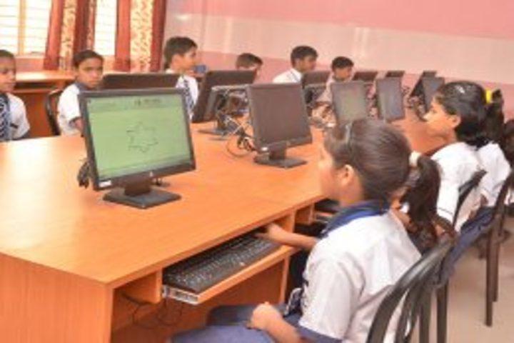 A K Children Academy-Computer Lab