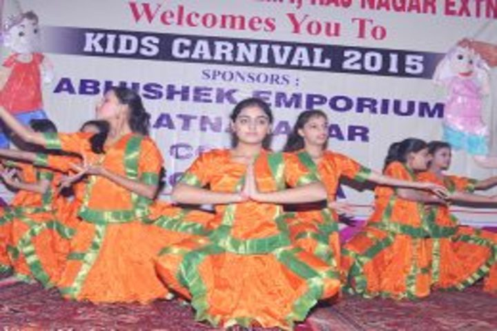 A K Children Academy-Dance