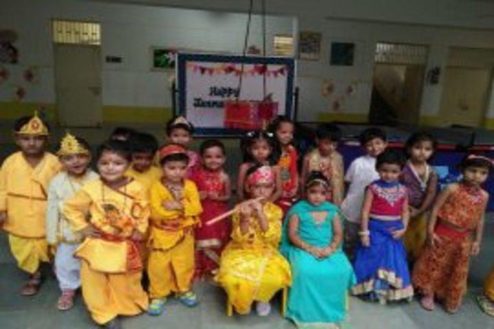 A K Children Academy-Fance Dress
