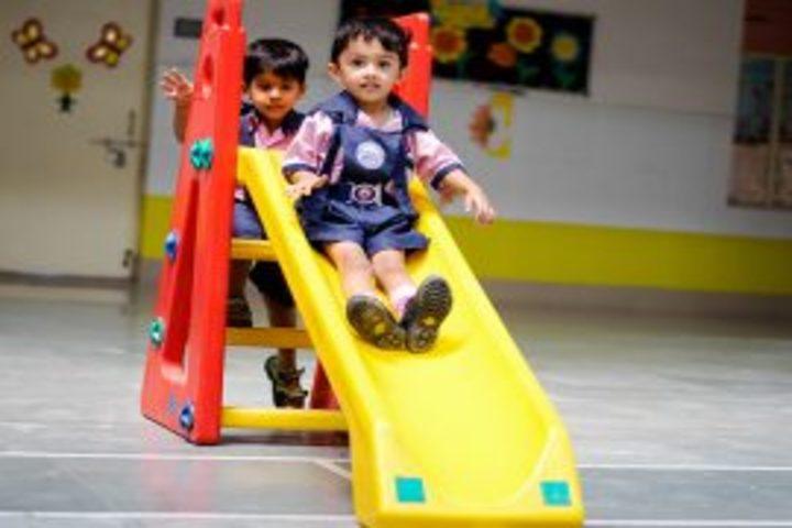 A K Children Academy-Kids Play area