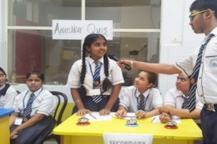 A K Children Academy-Quiz