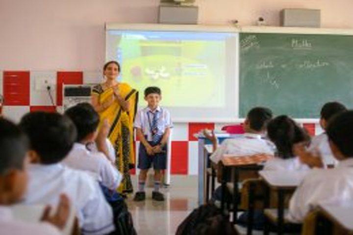 A K Children Academy-Recitation
