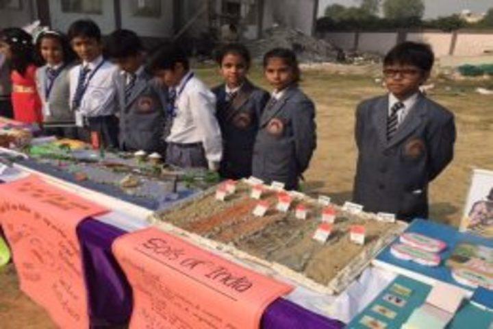 A K Children Academy-Science Exhibition
