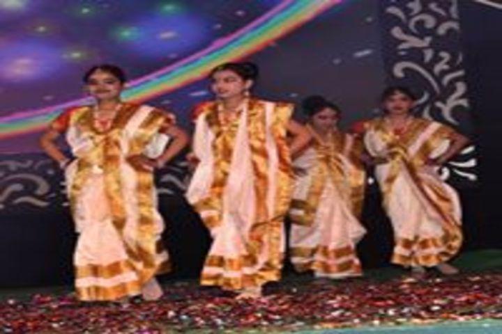 Aadharshila The School-Dance