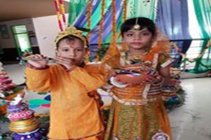 Aadharshila The School-Festival Celebrations