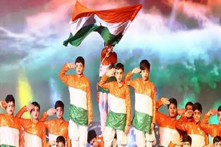 Aadharshila The School-Independence Day