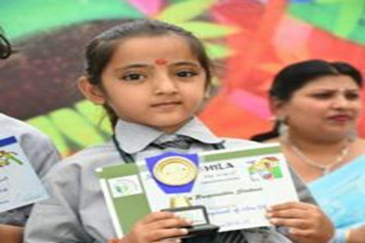 Aadharshila The School-Prize Distribution