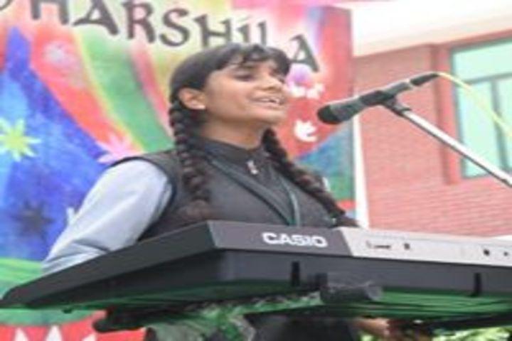 Aadharshila The School-Singing