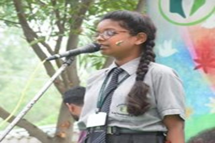 Aadharshila The School-Story telling