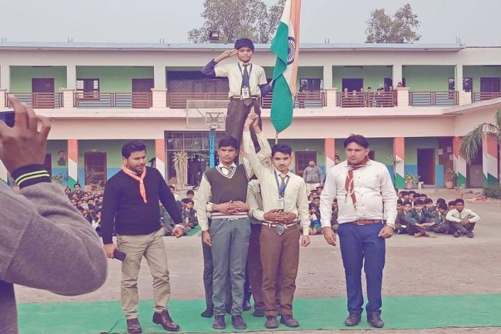 AARTI MEMORIAL PUBLIC SCHOOL-Independence Day Event