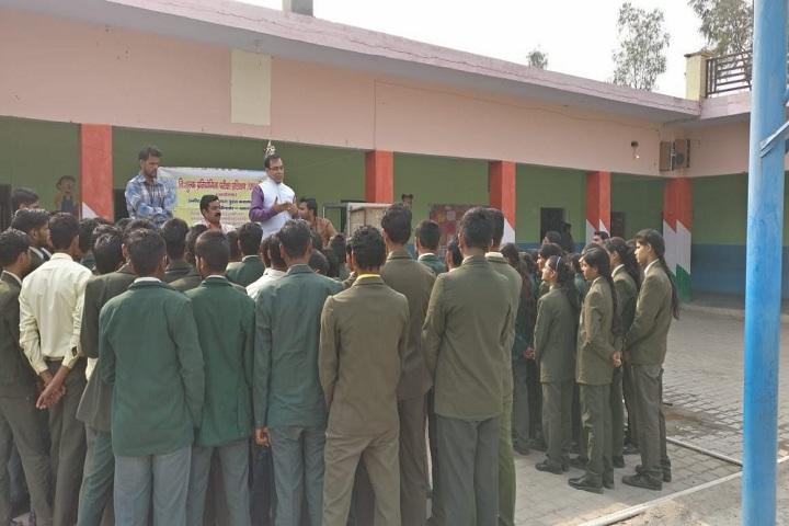 AARTI MEMORIAL PUBLIC SCHOOL-Speech by Principal