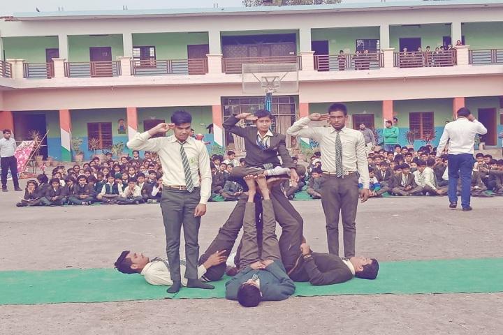 Aarti Memorial Public School-Activity