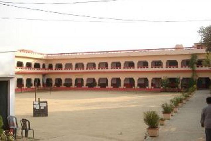 Aarti Memorial Public School-Campus