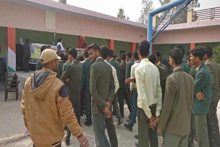 Aarti Memorial Public School-Students
