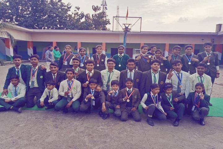 Aarti Memorial Public School-Winners