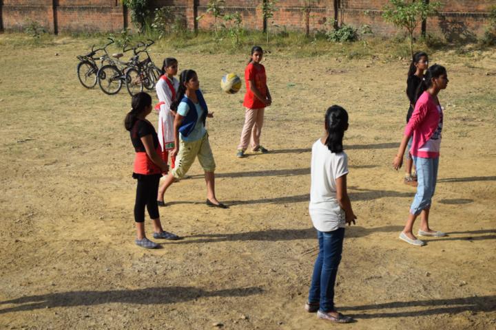 Aatreya Academy-Play Ground
