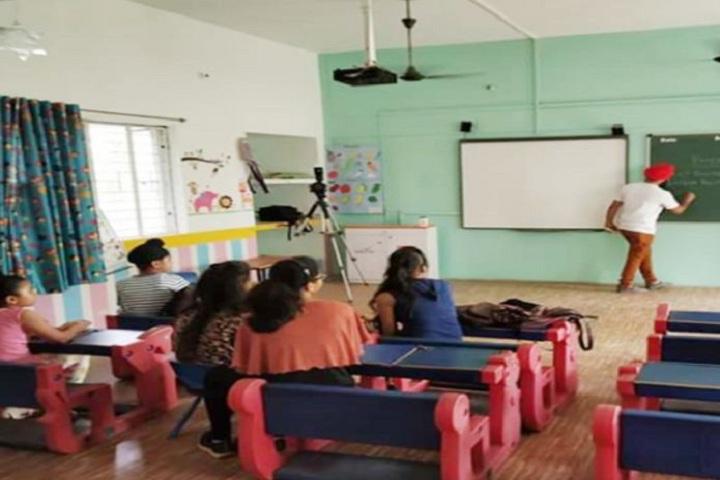 Aatreya Academy- Classroom