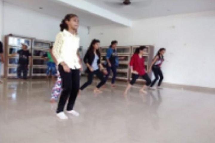 Aatreya Academy- Dance