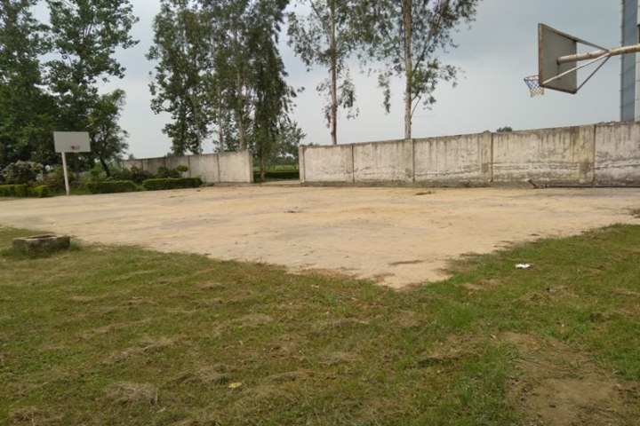 Aatman Public School-Play Ground