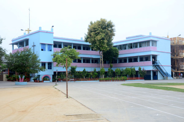 Aatman Public School-Campus