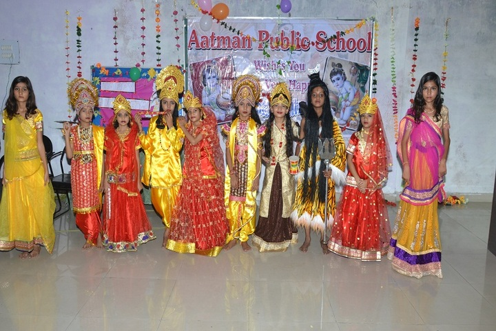 Aatman Public School-Festive Celebrations