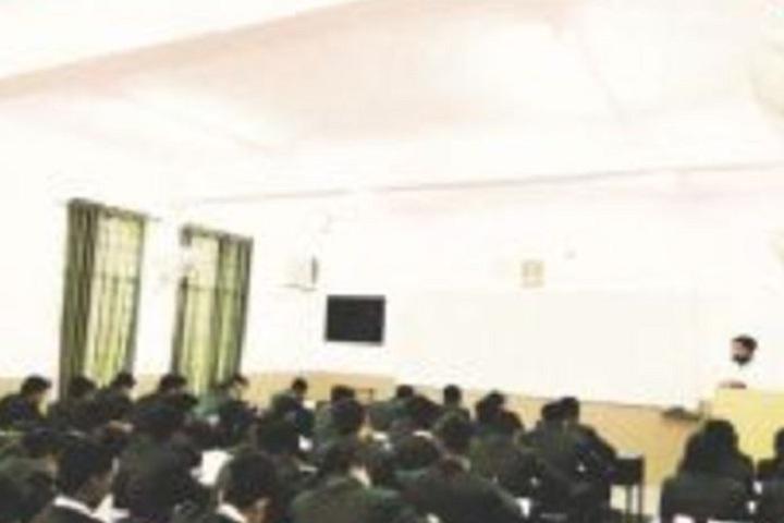 Aatmdeep Vidyalaya- Classroom