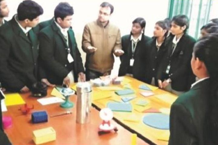 Aatmdeep Vidyalaya- Maths Lab