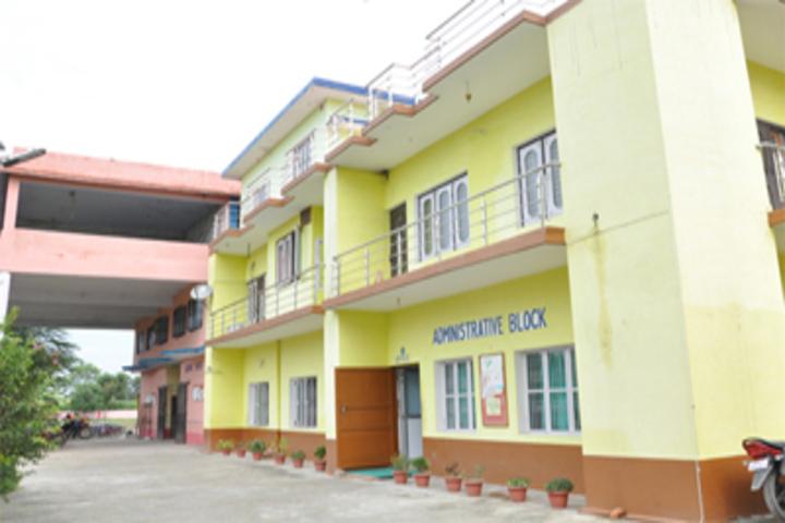 Abalone Public School-Campus