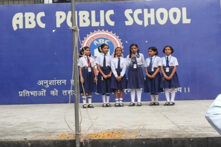 Abc Public School-Singing