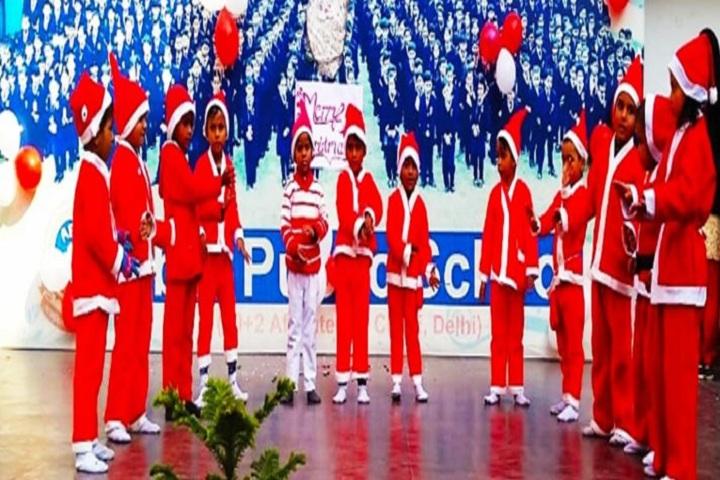 Abc Public School-Christmas Celebrations