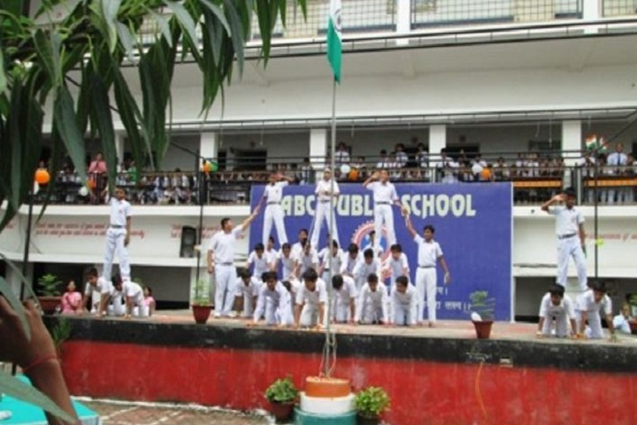 Abc Public School-Independence Day Celebrations