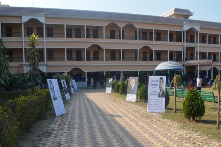 S B P Vidya Vihar-Campus